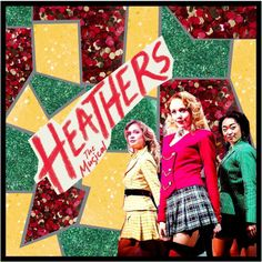Heathers: the Musical - Polyvore