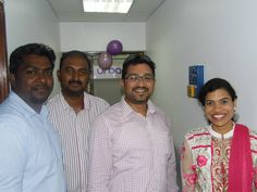 Al Qawreer Team with Business Head - Ms. Uma