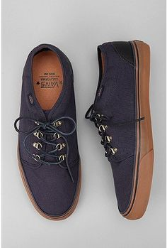Vans California 106 Waxed Canvas Sneaker. Why oh why do you not have women's sizes!?