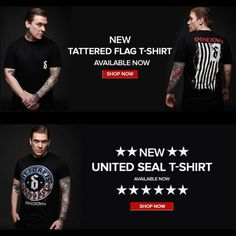 New #Shinedown Merch! Check it out if you havent...