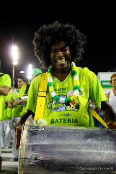 Original Mardi Gras: #batucada #samba #brazil