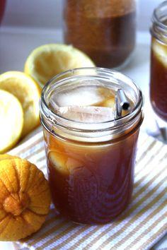 Coconut Sugared Lemonade! A vegan, gluten-free, & refined sugar free recipe!