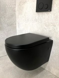 Toilets at Competitive prices & Top quality - Modern Houzz Bathroom, Asian Bathroom, Bathroom Toilets, Bathroom Interior Design, Interior Design Living Room, Airing Cupboard, Black Toilet, Black Taps, Modern Toilet