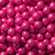 Bright Pink Shimmer Sixlets