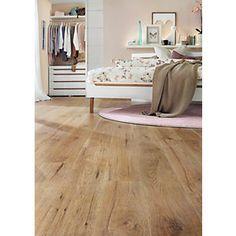Wickes Orleans Oak Laminate Flooring