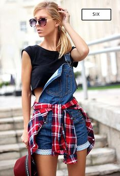 How We Wore It: 7 Ways To Style The Grunge Trend