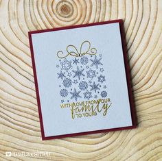 Christmas Sparkle Too | Clearly Besotted Stamps