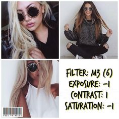 Los mejores filtros para VSCO selfies
