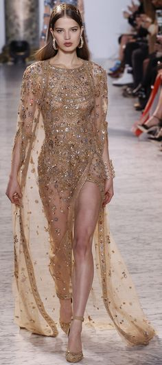 Elie Saab S/S '17 Couture.