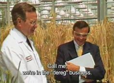 Bush ok's gmo soy, no regulation, Uttering Seven Infamous Words that Would Change Everything - Bush and Monsanto