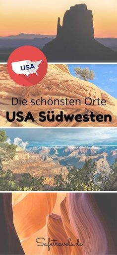 Unsere Reiseberichte zu den schönsten Orten im USA Südwesten. Von Arches bis Zion. Bryce, Canyonlands, Grand Canyon, Yosemite, Moab, San Francisco, Mesa Verde, Antelope Canyon, Route 66, Los Angeles.