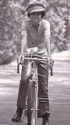 Michael Jackson Cycling