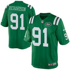 Bengals Anthony Munoz jersey Nike Jets #91 Sheldon Richardson Green Men's Stitched NFL Elite Rush Jersey Derek Wolfe jersey Ravens Eric Weddle jersey