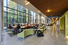 Gallery of McHenry Library / Bora Architects - 14