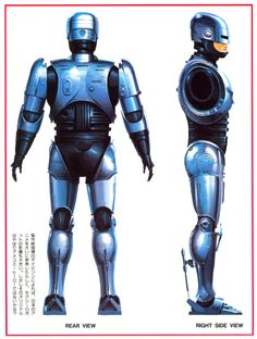 16 Best Robocop Costume Reference Images Halloween Costumes