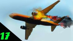 Top 17 Airplane Crash fatal Compilation 2016 boeing 737 boeing 747 A320 ...