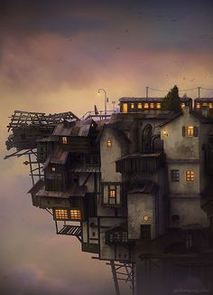 Digital Artwork of Gediminas Pranckevicius