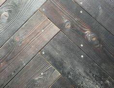 Shou Sugi Ban - This traditional Japanese method of finishing wood is having a dramatic resurgence.