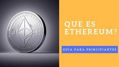 Que Es Ethereum?   Criptomoneda   Blockchain