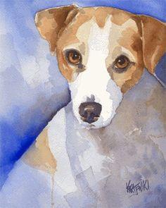 Jack Russell Terrier 072505