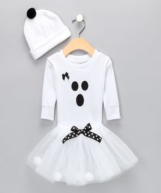I think this would make a cute costume for Ainsley this year.  I think I will make it though instead of paying $47