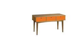 Aparador em Madeira maciça com Design Vintage / Retrô - Móveis e objetos de design assinado - Entrega em todo o Brasil