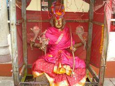 Kamdev Sculpture at Kamakhya