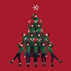 [Single] EXO - Miracles in December [Chinese & Korean Ver.] (MP3 + iTunes Plus AAC M4A)