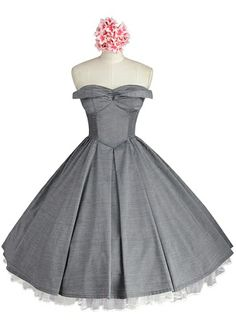 Classic Wing Bust-  A Dream Dress You Can Actually Buy...only from Whirling Turban