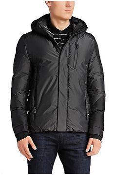 Hip-length outdoor jacket: 'Jovel'