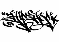 Stylish Graffiti: Hip Hop Graffiti