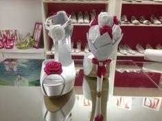 scarpe sposa Ferracuti - #bridal #weddingshoes #flowers #ferracuti #scarpesposa