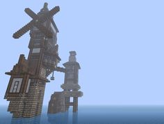 The beginning of a new town #minecraft