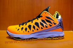 Jordan CP3.VI Nitro Pack Total Orange CP3 Shoes 2013