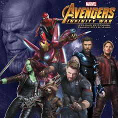 descargar pelicula avengers infinity war mega