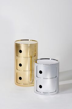 #Componibili #metal by #Kartell