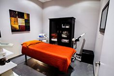 Maggie The Salon Spa Rooms, Desk Areas, Massage Room, Treatment Rooms, Front Desk, Salons, Couch, Shop, Beauty