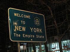 New York :D