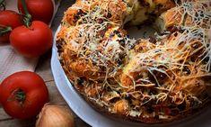 Monkey Bread – opičí chléb – Vůně chleba Monkey Bread, Pulled Pork, Bagel, Chicken, Baking, Ethnic Recipes, Food, Russian Recipes, Breads