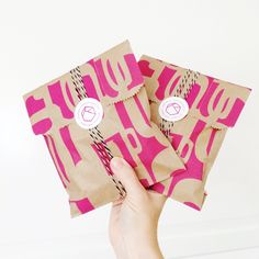 Your MODFRESH order will always arrive looking pretty in pink, and packaged ready to gift - be it to a friend OR yourself!