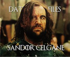 """Text Sandor (but don't call him """"The Hound,"""" he hates that): 1-(202)-436-9413 Check out the other Game of Thrones dating profiles, text your favorite, and like Team Pwnicorn on Facebook!"""
