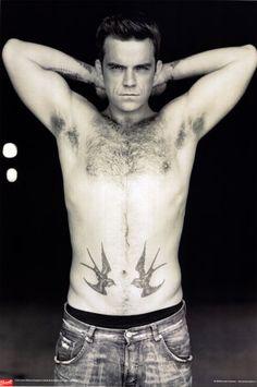 Robbie Williams SIGH.