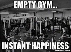 how true this is.. every gym rat knows this!