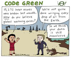 climate change cartoon
