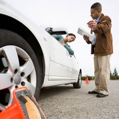 """4 Things You Didn't Learn in Driver's Ed. """"I teach at B.R.A.K.E.S., a nonprofit advanced teen driving school founded by drag-racing champion Doug Herbert after both of his boys died in an avoidable accident. Here are a few of the school's advanced driving techniques that you can teach yourself... on a little-used dead-end road or other safe location at low speed."""""""
