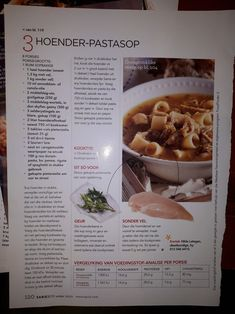 Delicious Food, Soup Recipes, Soups, Pasta, Yummy Food, Soup, Pasta Recipes, Pasta Dishes, Soap Recipes