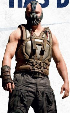 The Dark #Knight Rises Bane Vest - #Community