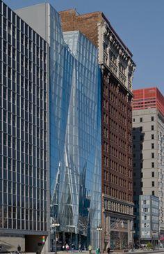 Spertus Institute | Chicago, Illinois | Krueck+Sexton Architects