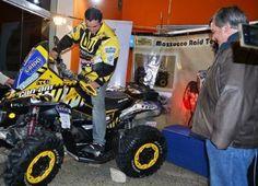 El piloto argentino Diego Lecuona confirma su participacion en el Rally Dakar 2014