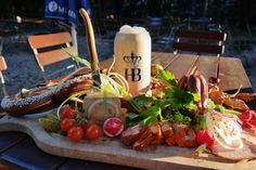 Die #Biergartensaison ist wieder eröffnet - auch bei uns im #WaldgasthofBuchenhain in #MünchenSüd